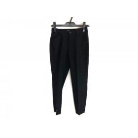 【中古】 ビースリー B3 B-THREE パンツ サイズ28 L レディース ダークネイビー