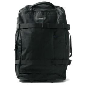 (GALLERIA/ギャレリア)コールマン Coleman キャリーケース TRAVEL X-TORAGE LG スーツケース 2輪 70L エクストレージ LG/メンズ ブラック