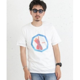 (URBAN RESEARCH OUTLET/アーバンリサーチ アウトレット)【SonnyLabel】REEFVIEWTEE/メンズ ホワイト