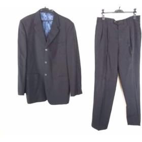 【中古】 アールニューボールド R.Newbold シングルスーツ メンズ 黒