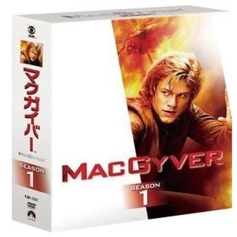 マクガイバー シーズン1<トク選BOX> [DVD]