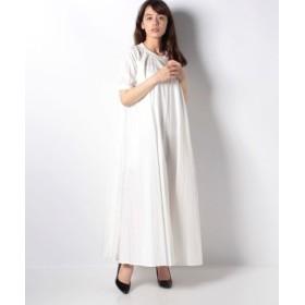 (MARcourt/マーコート)【MidiUmi】mega robe/レディース OFFWHITE 送料無料