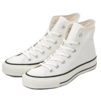 (emmi/エミ)【CONVERSE】CANVAS ALL STAR J HI/レディース WHT 送料無料