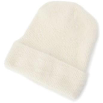 OPAQUE. CLIP オペークドットクリップ ヘアリーワッチ帽 C71-55005