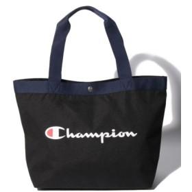 (ACE/エース)【Champion】スタンリー シリーズ 普段使い-1泊旅行&ジムまでOK ビッグサイズ トートバッグ 57393/ユニセックス ブラック
