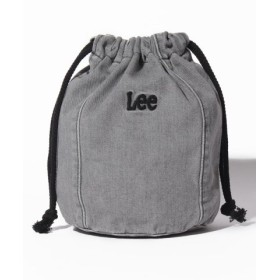 (LEE/リー)DRAWSTRING BAG 3/レディース グレー