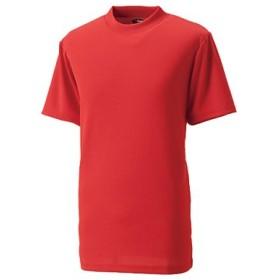 (SPORTS AUTHORITY/販売主:スポーツオーソリティ)エスエーギア/半袖 ローネックアンダーシャツ/ユニセックス RED
