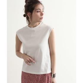 OZOC / オゾック [洗える]フレンチTシャツ