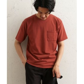 (URBAN RESEARCH OUTLET/アーバンリサーチ アウトレット)【DOORS】ポンチポケットTee/メンズ ブリック