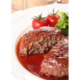 肉のふがね 岩手短角和牛100%焼ハンバーグ2個セット
