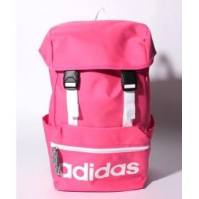 (ACE/エース)【adidas】リュックサック やや小ぶりサイズ/レディース ピンク