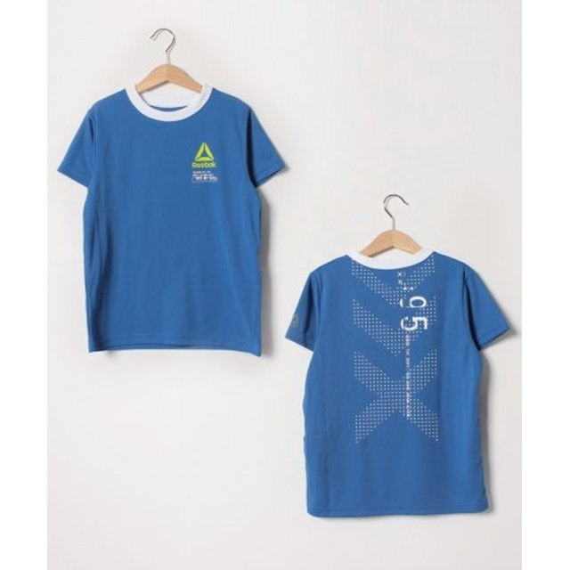 d0790918921 (VacaSta Swimwear/バケスタ スイムウェア)REEBOKバックデザインラッシュTシャツ/レディース