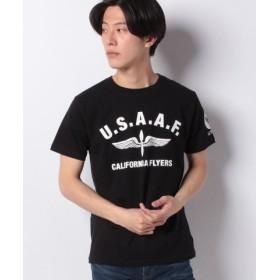 (MARUKAWA/マルカワ)ミリタリープリント 半袖Tシャツ/メンズ 柄5