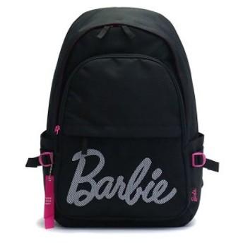 (GALLERIA/ギャレリア)バービー リュック Barbie シエラ スクールバッグ リュックサック デイパック バックパック 通学 スクール スポーツ 18L A4 55781/レディース ブラック 送料無料