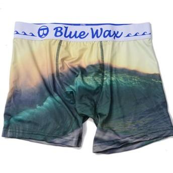 (SILVER BULLET/シルバーバレット)BlueWax【ブルーワックス】Green wave ボクサーパンツ/メンズ その他