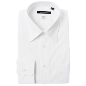 【THE SUIT COMPANY:トップス】【SUPER EASY CARE】レギュラーカラードレスシャツ 無地 〔EC・BASIC〕