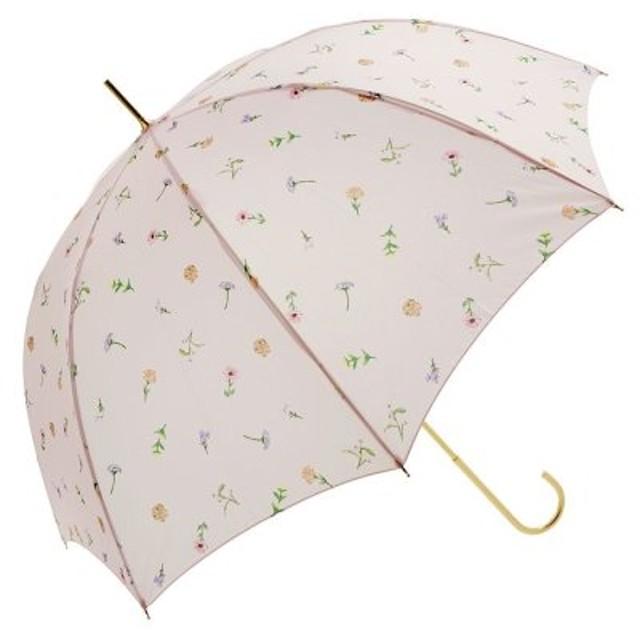 (BACKYARD FAMILY/BACKYARD FAMILY)ビーサニー BE SUNNY 長傘 晴雨兼用 58cm/レディース ピンク