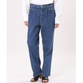 (INED/イネド)5POCKET TUCU DENIM BIO WASH 《LIVING CONCEPT》/レディース インディゴ9