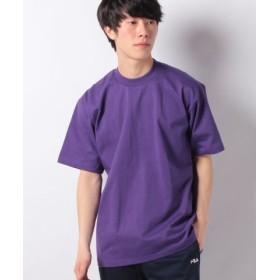 (MARUKAWA/マルカワ)【PRO CLUB】 大きいサイズ 半袖 Tシャツ 無地 ヘビーウエイト 厚地 プロクラブ/メンズ パープル