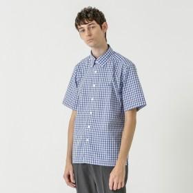 [マルイ]【セール】COOL MAXギンガム MPスクエアシルエットボタンダウンシャツ/マッキントッシュ フィロソフィー(MACKINTOSH PHILOSOPHY)