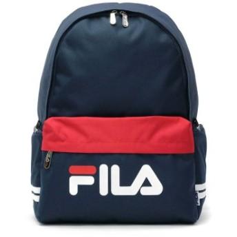 (GALLERIA/ギャレリア)フィラ リュック FILA スターリッシ B4 7494/ユニセックス ネイビー系1 送料無料