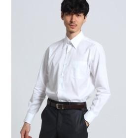(TAKEO KIKUCHI/タケオキクチ)【PNJ】矢絣レギュラーカラーシャツ[メンズ シャツ 日本製]/メンズ ホワイト(001) 送料無料