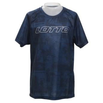 (SPORTS AUTHORITY/販売主:スポーツオーソリティ)ロット/キッズ/ジュニアプリントTシャツ/レディース ネイビー