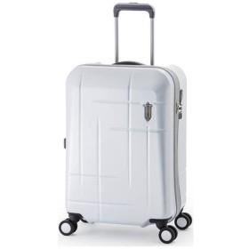 94537c96ae TSAロック搭載スーツケース WATER ZERO(38L)WTZ-1533K マットブラッシュホワイト