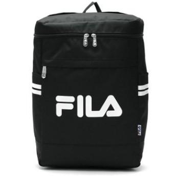 (GALLERIA/ギャレリア)フィラ リュック FILA スターリッシュ B4 7495/ユニセックス ブラック 送料無料