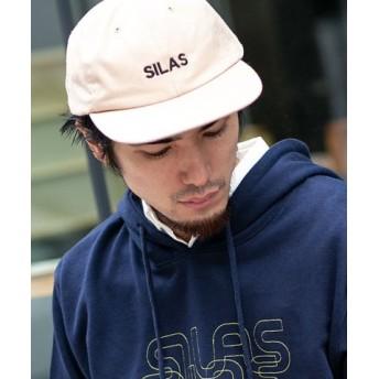 (nano・universe/ナノ・ユニバース)SILAS 別注LOGO CAP/メンズ ベージュ