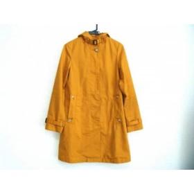 【中古】 トラディショナルウェザーウェア コート サイズ34 M レディース オレンジ 春・秋物