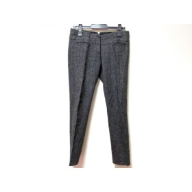 【中古】 ニールバレット NeilBarrett パンツ サイズ40 M レディース 黒 白