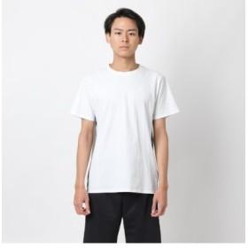 (SPORTS AUTHORITY/販売主:スポーツオーソリティ)ニューバランス/メンズ/ドライ Tシャツ/メンズ ホワイト