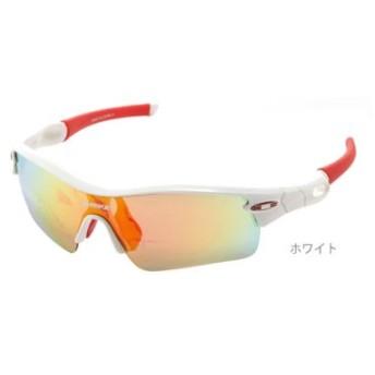 (BACKYARD FAMILY/BACKYARD FAMILY)スポーツサングラス レンズ5枚セット/ユニセックス ホワイト