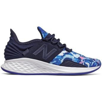 (NB公式)【ログイン購入で最大8%ポイント還元】 ウイメンズ FRESH FOAM ROAV W LP (ブルー) ランニングシューズ 靴 ニューバランス newbalance