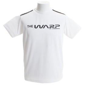 ザ・ワープ・バイ・エネーレ(The Warp By Ennerre) 半袖機能Tシャツ WB31JA31 WHT (Men's)