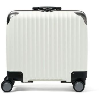 (GALLERIA/ギャレリア)カーゴ スーツケース CARGO キャリーケース 機内持ち込み ハードケース 33L/メンズ アイボリー 送料無料