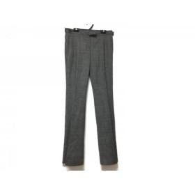【中古】 セオリー theory パンツ サイズ00 XS レディース 黒