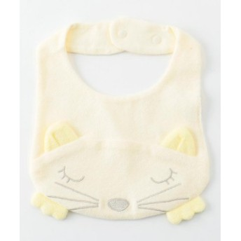 (KUMIKYOKU KIDS/組曲キッズ)【BABY雑貨】ミミBABYスタイ ビブ/レディース イエロー系
