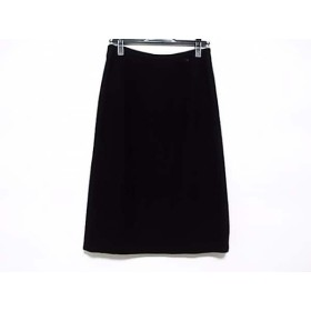 【中古】 シャネル CHANEL スカート サイズ34 S レディース P26928 黒