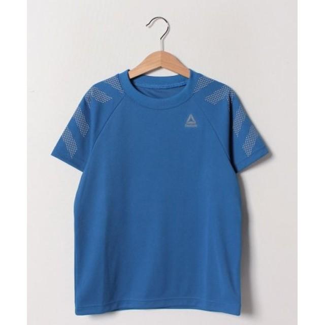 672f9e82fca (VacaSta Swimwear/バケスタ スイムウェア)REEBOKラッシュTシャツ/レディース ブルー