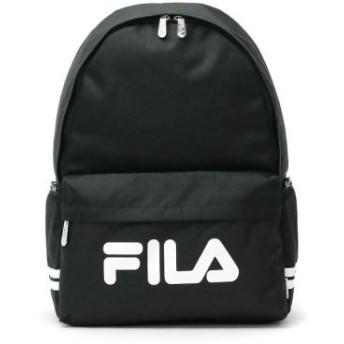 (GALLERIA/ギャレリア)フィラ リュック FILA スターリッシ B4 7494/ユニセックス ブラック 送料無料