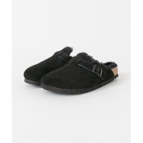 (URBAN RESEARCH Sonny Label/アーバンリサーチサニーレーベル)BIRKENSTOCK BOSTON/レディース BLACK