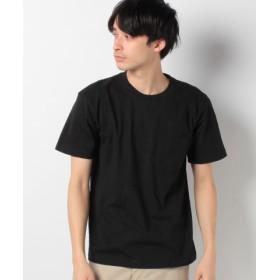 (ikka/イッカ)【HANES】ビーフィーポケットTシャツ/メンズ ブラック