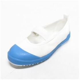 (FOOT PLACE(Kids)/フットプレイス(キッズ))バイオアルファS 上履き ムーンスター/ユニセックス サックス