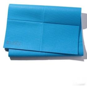 (VacaSta Swimwear/バケスタ スイムウェア)【RUSTY】折り畳みヨガマット/レディース ブルー