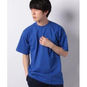 (MARUKAWA/マルカワ)【PRO CLUB】 大きいサイズ 半袖 Tシャツ 無地 ヘビーウエイト 厚地 プロクラブ/メンズ ロイヤルブルー