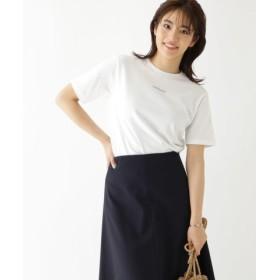 (aquagirl/アクアガール)【別注】Americana ミニロゴTシャツ/レディース ホワイト(001) 送料無料