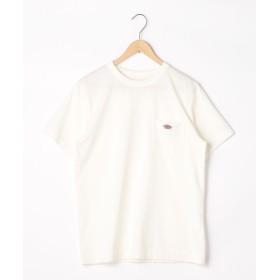 コーエン ピグメントダイワッペンポケットTシャツ メンズ WHITE S 【coen】