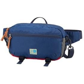 カリマー(karrimor) VT ヒップバッグ R VT hip bag R ネイビー/チリ 92076 ポーチ ポシェット ショルダーバッグ 斜め掛けバッグ ボディバッグ カジュアル